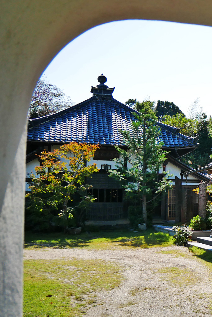 甘南備寺の写真素材