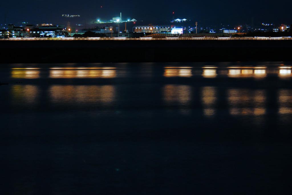 桂川の写真素材