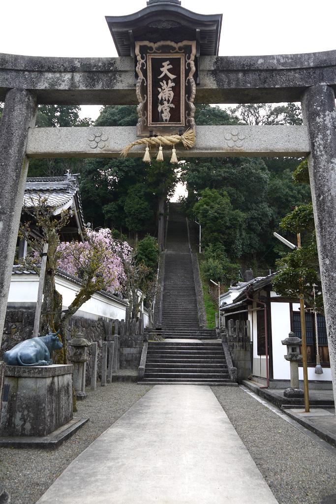 天満神社(加悦)の写真素材