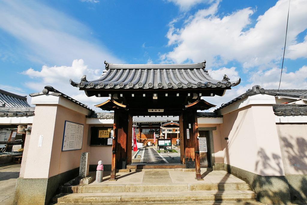 華光寺の写真素材