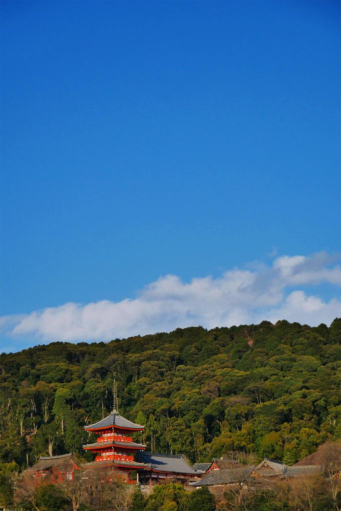 清水寺の写真素材