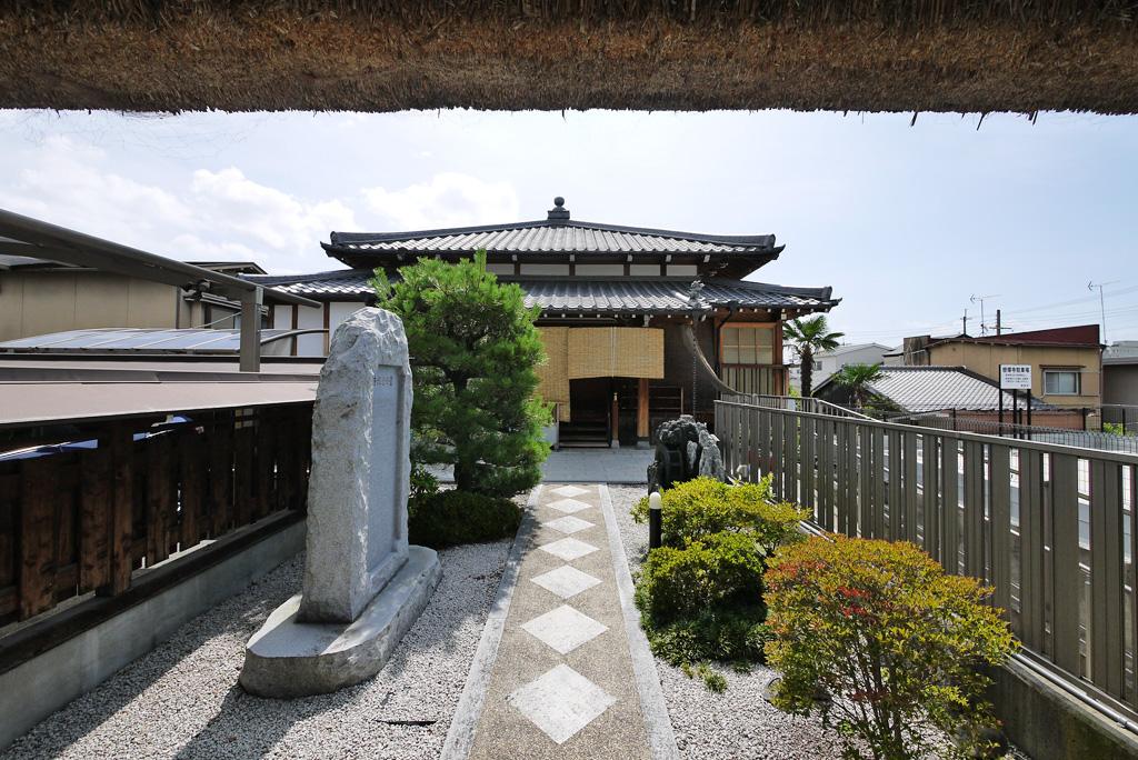 恋塚寺の写真素材