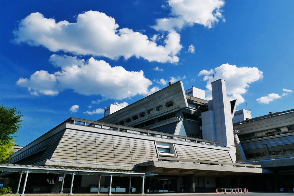京都国際会館の写真素材