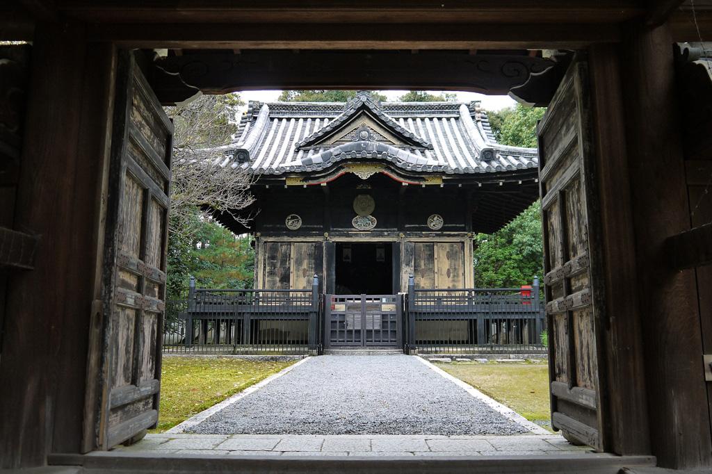 南禅寺 金地院東照宮の写真
