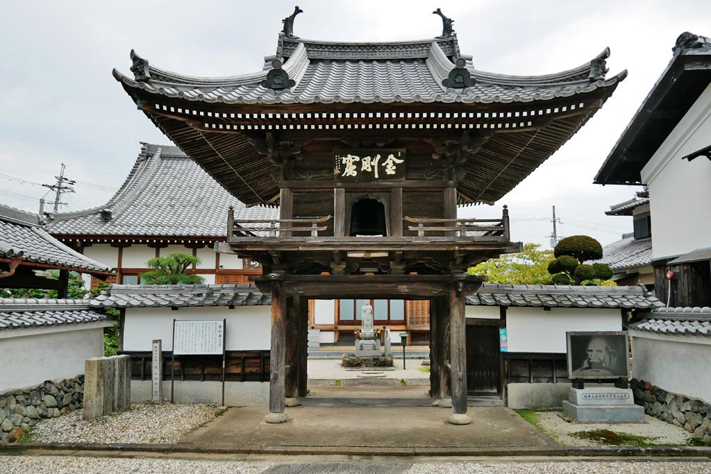 亀岡 金剛寺(応挙寺)