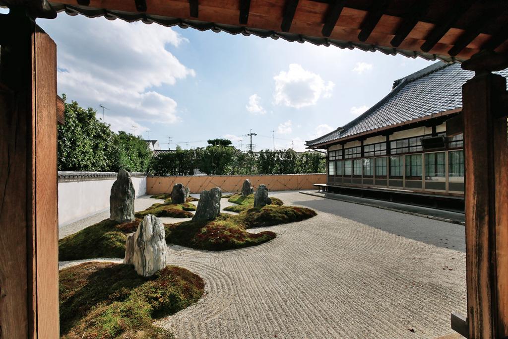 光清寺の写真素材