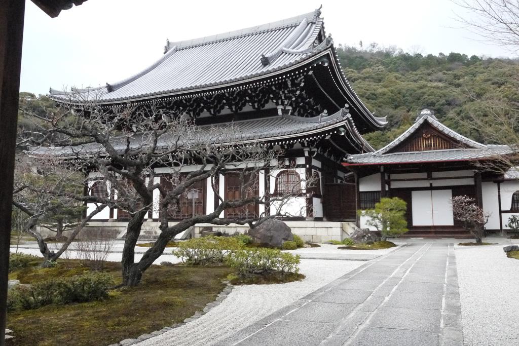光雲寺 冬の写真
