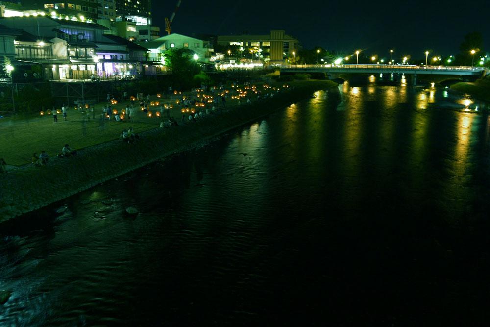 京の七夕の写真素材