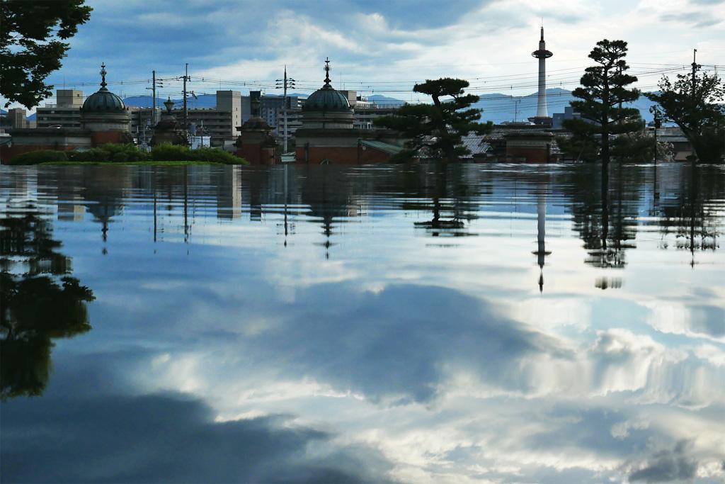 京都国立博物館の写真素材