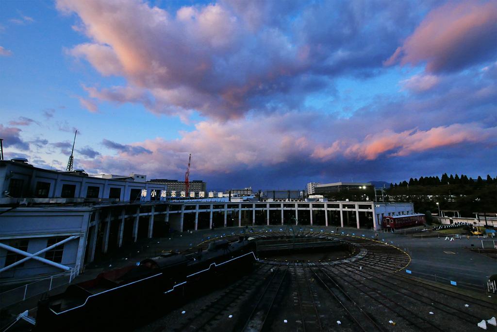 京都鉄道博物館の写真素材