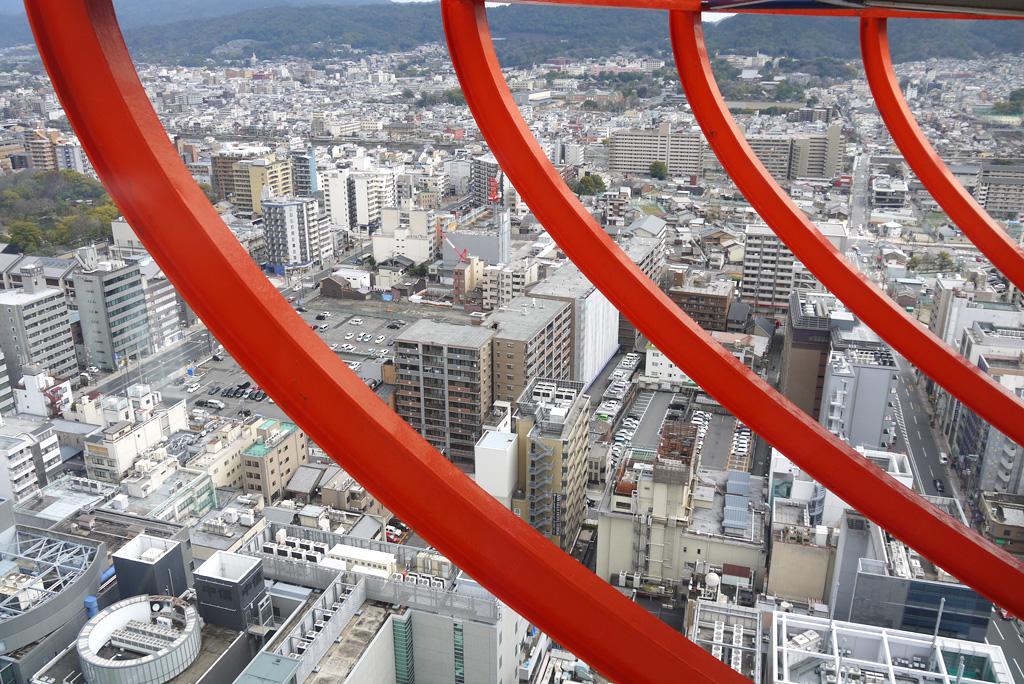 京都タワーの無料画像