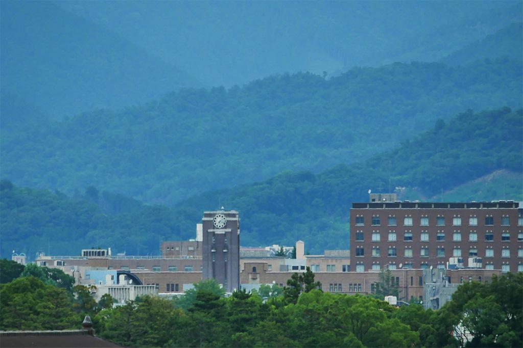 京都大学の写真素材
