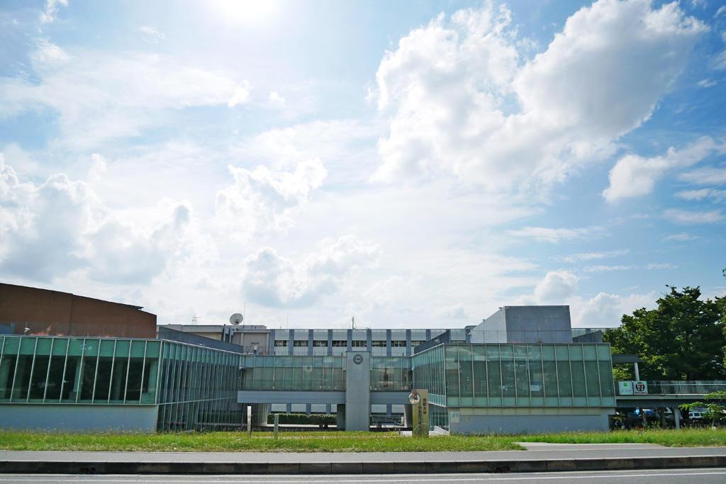 京都大学宇治キャンパスの写真素材