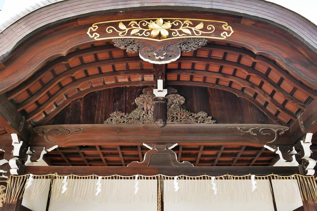 京都大神宮の写真素材