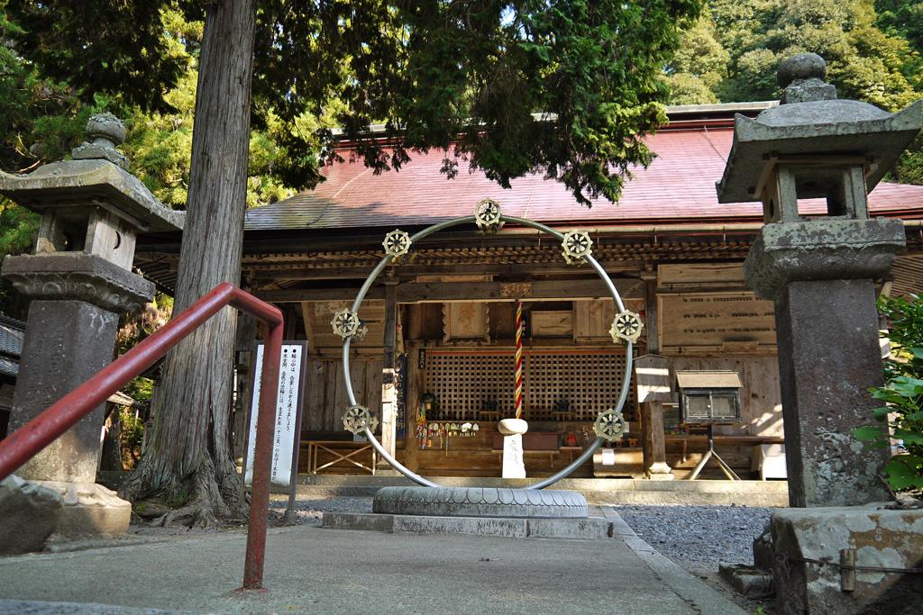 京都帝釈天の写真素材