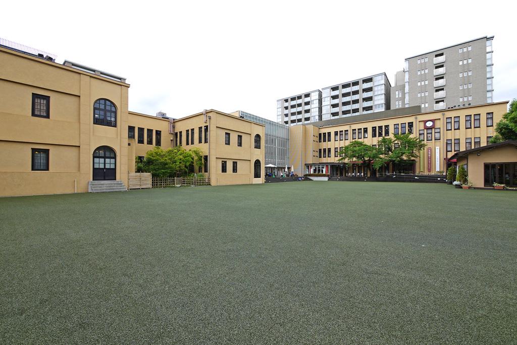 京都国際マンガミュージアムの写真素材