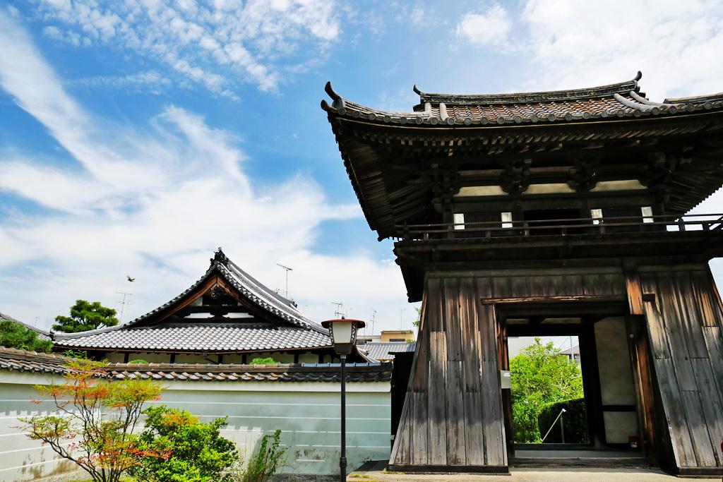 万寿寺の写真素材