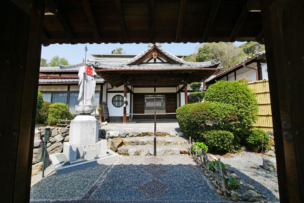 萬福寺 宝蔵院の写真素材