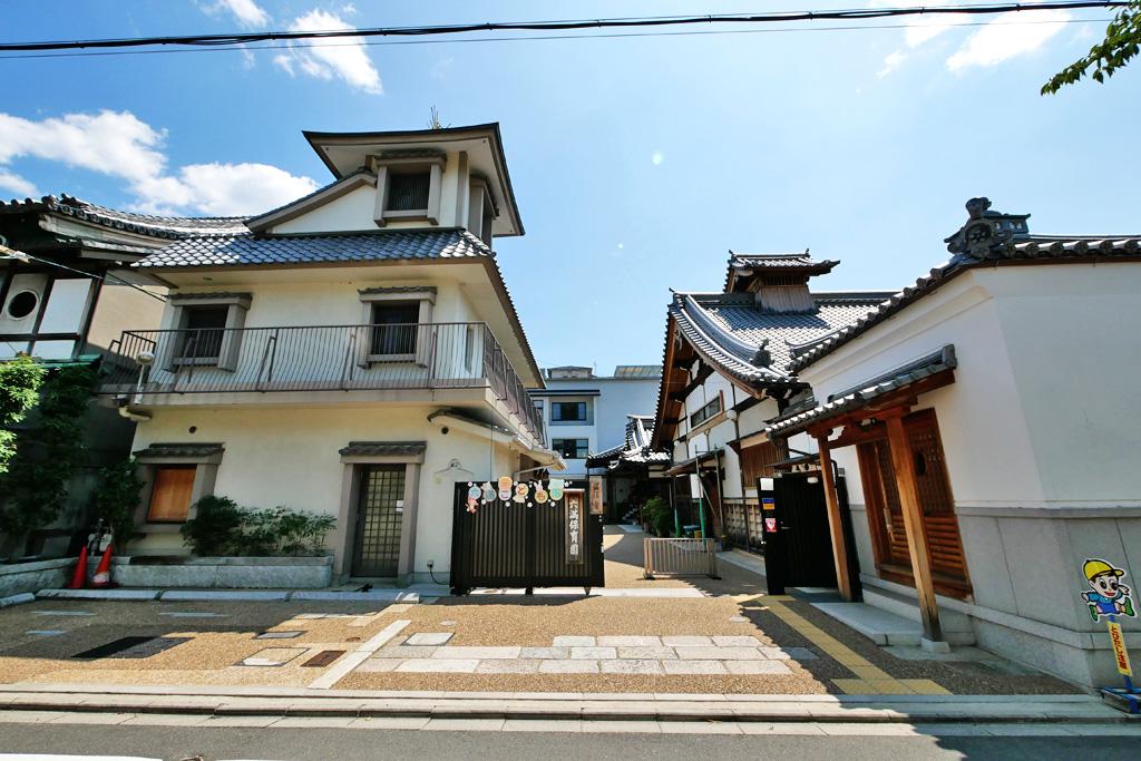 満福寺の写真素材