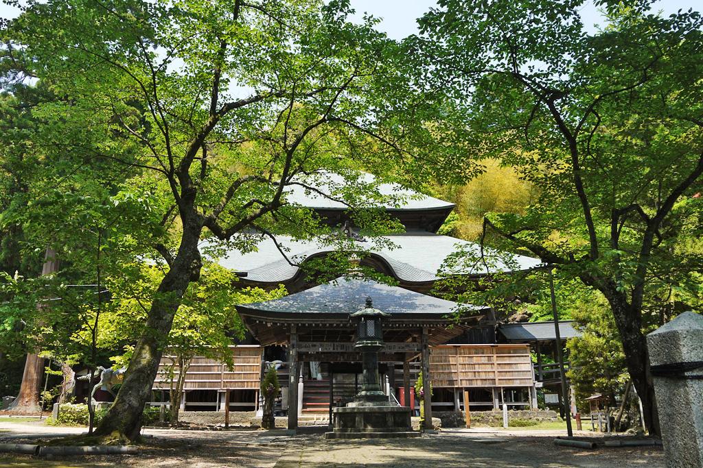 松尾寺の写真素材