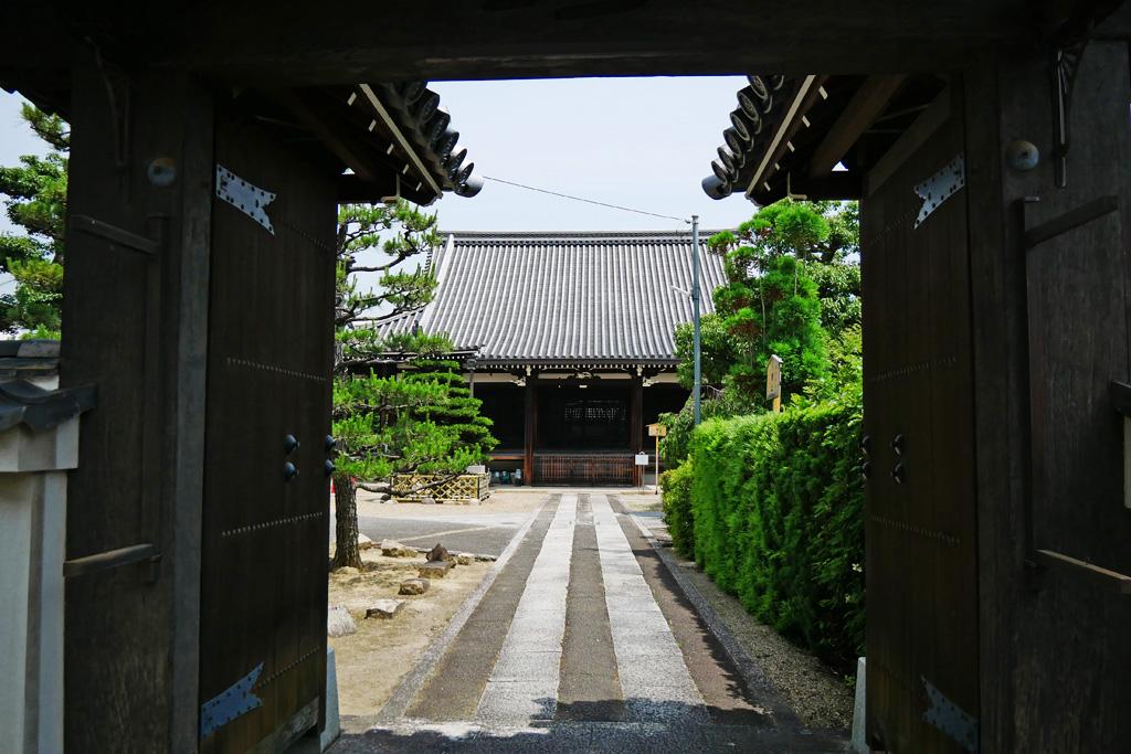 南真経寺の写真素材