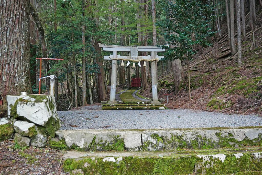 明石町 三輪神社の写真素材