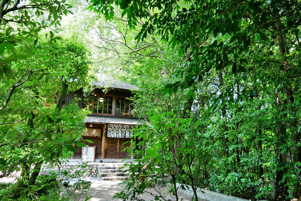 吉田山 茂庵の写真