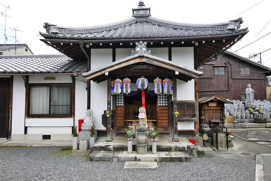 聞名寺の写真素材