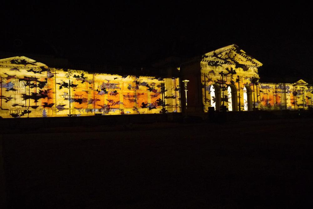 京都国立博物館 プロジェクションマッピング