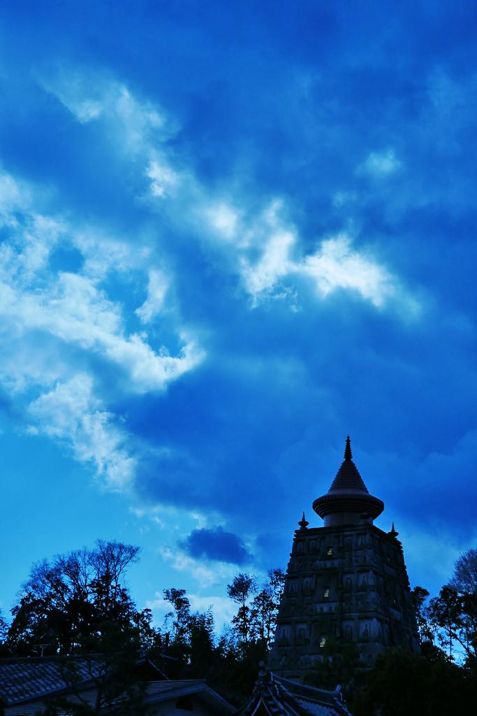 妙満寺の写真素材