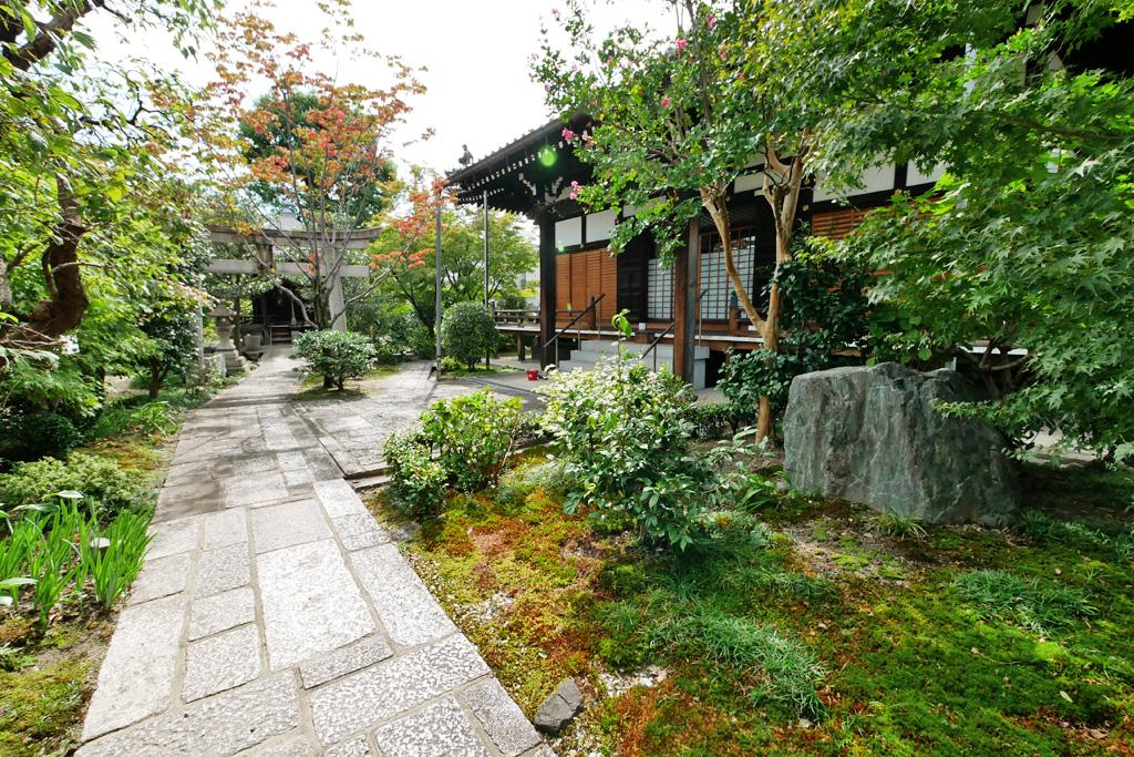妙泉寺の写真素材