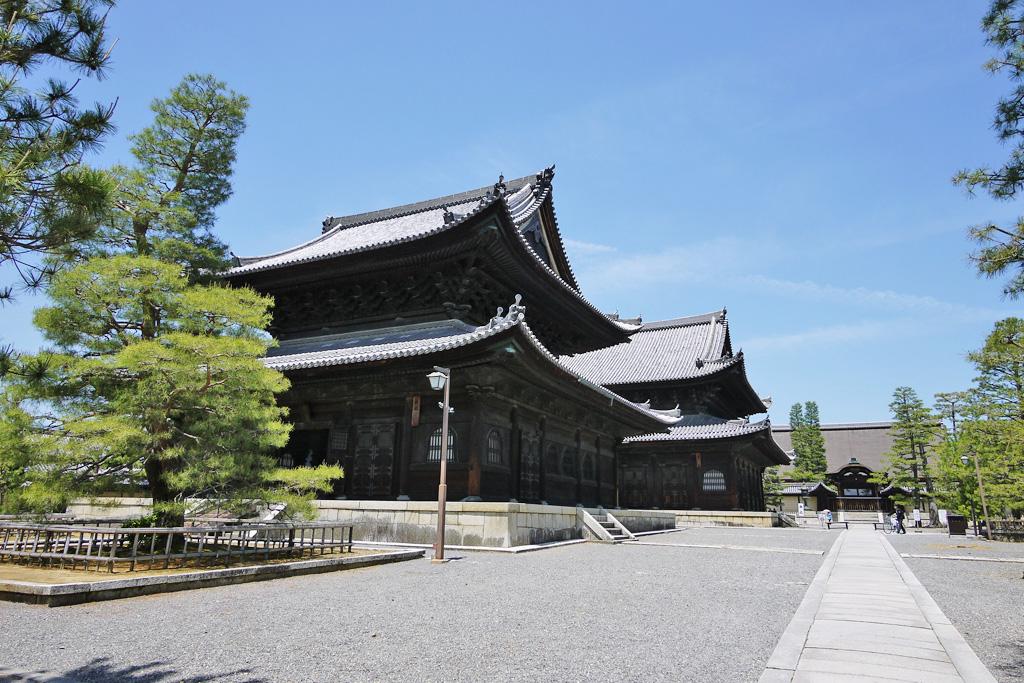 妙心寺の写真素材