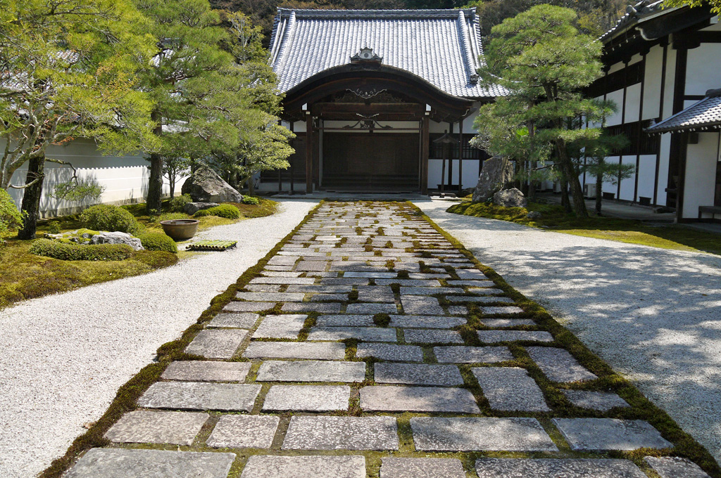 南禅寺の写真素材