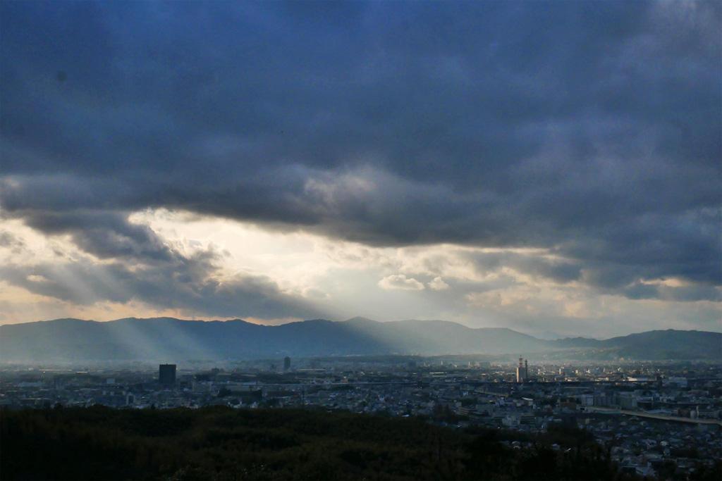 大岩山の写真素材