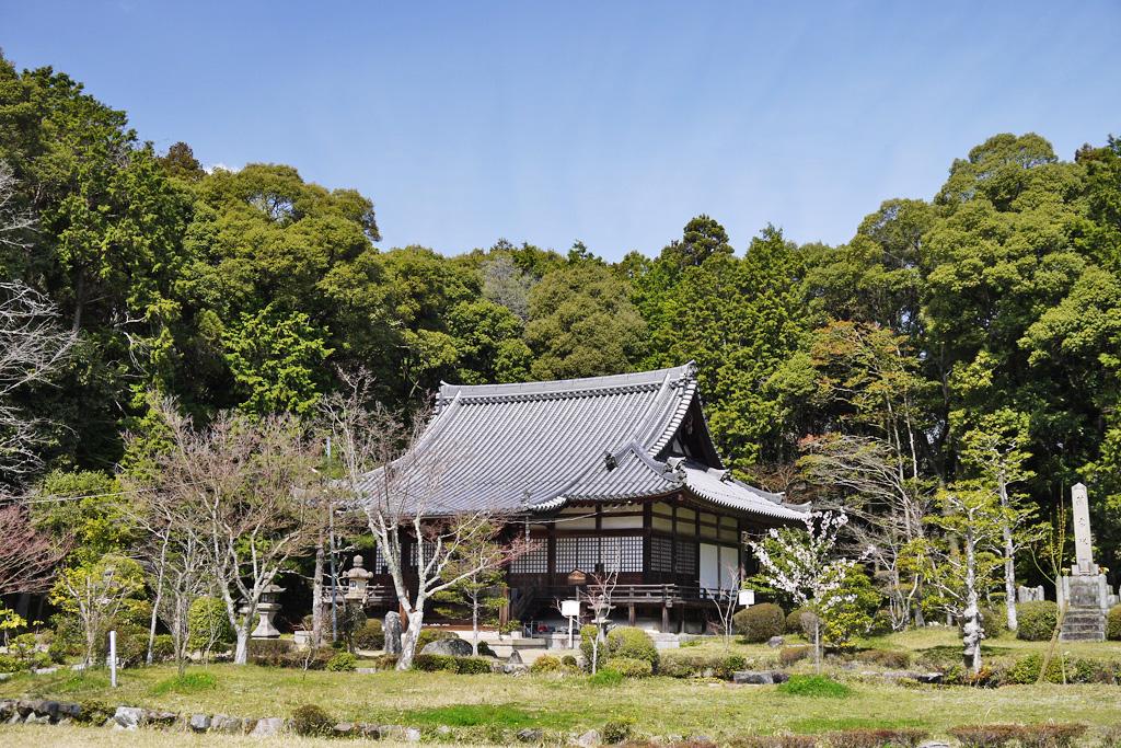大御堂観音寺の写真素材