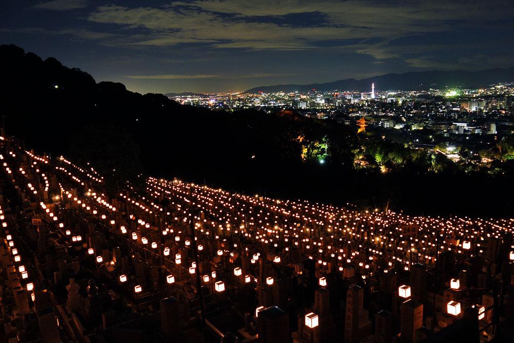 大谷祖廟の写真素材