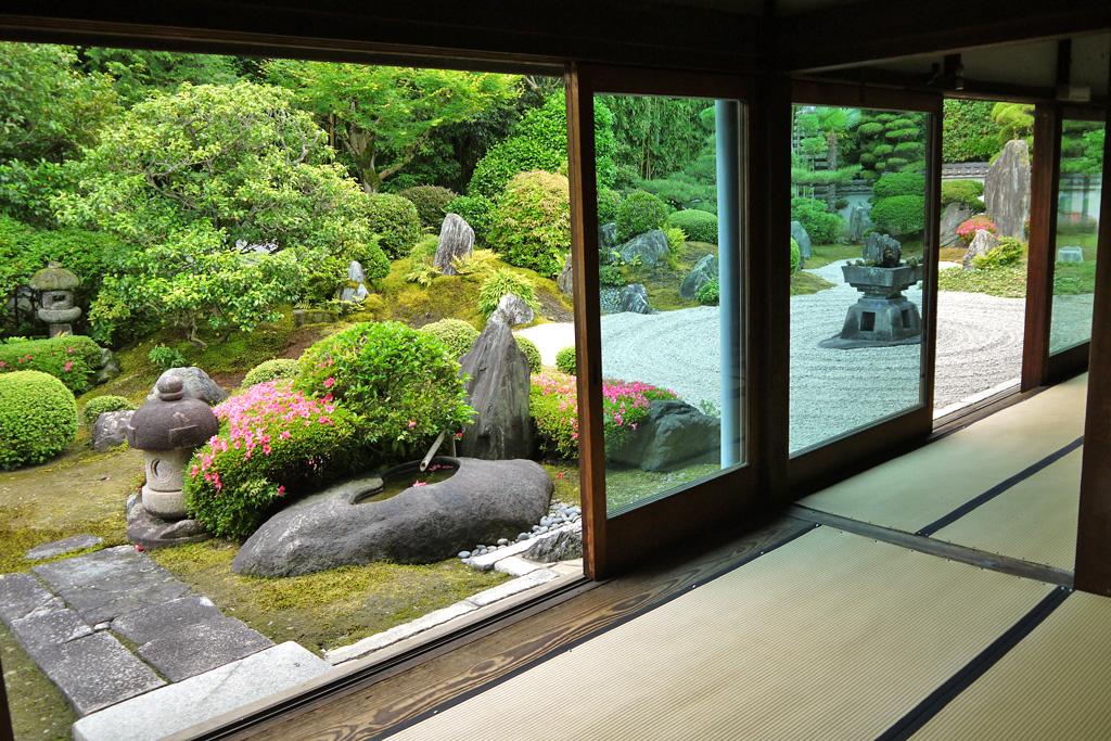東福寺 霊雲院の写真素材
