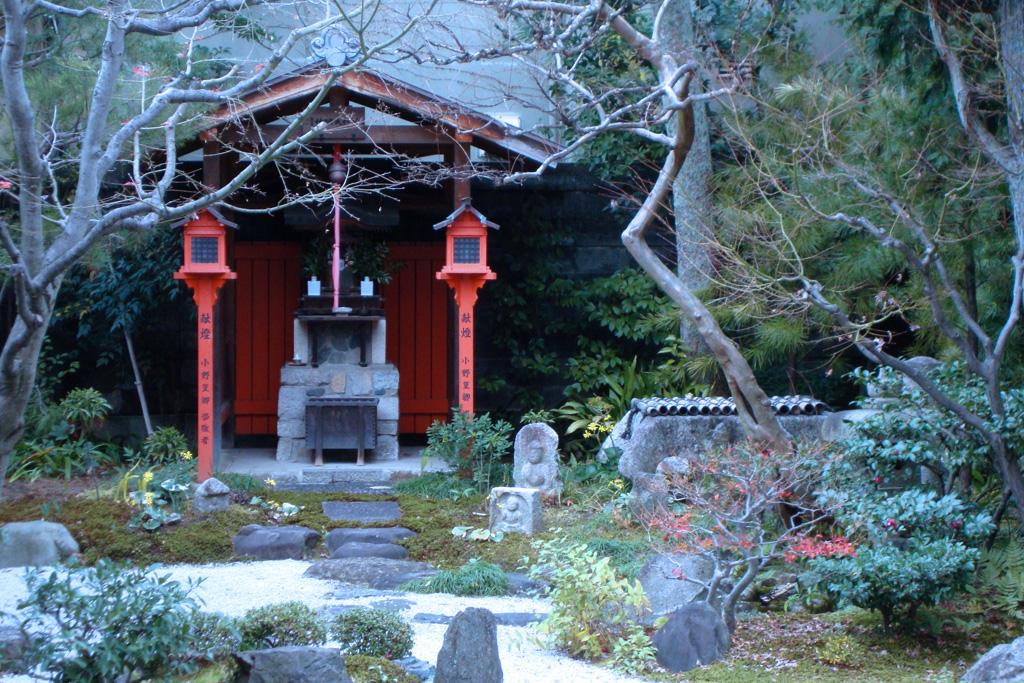 六道珍皇寺の写真素材