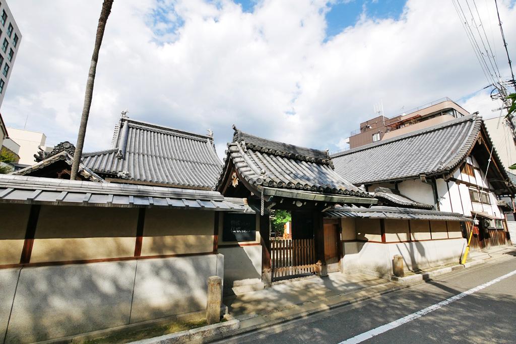 龍岸寺の写真素材