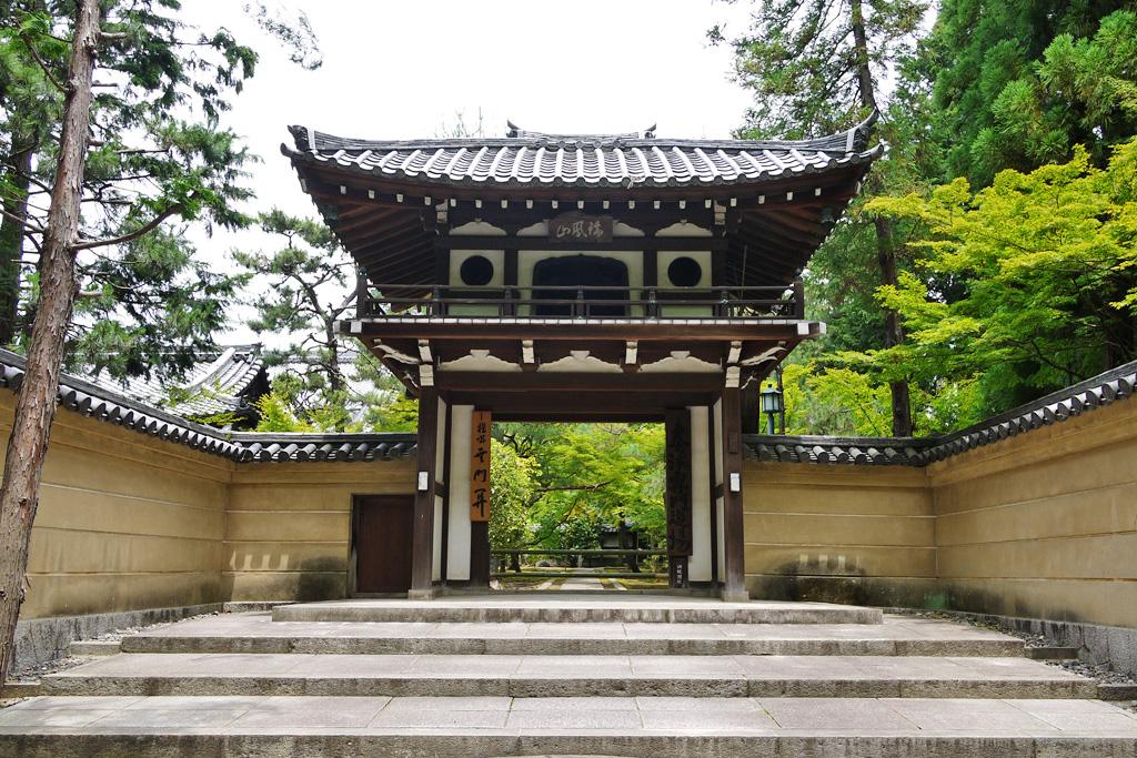 大徳寺 龍翔寺の写真素材