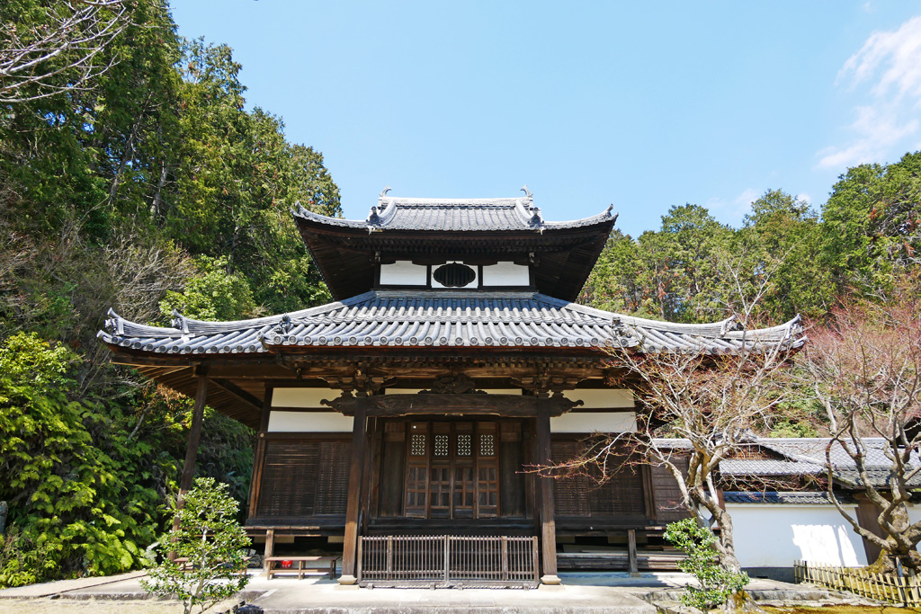 西寿寺の写真素材