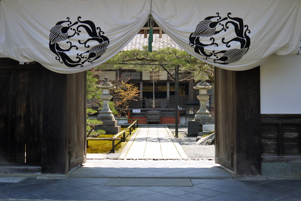 南禅寺 最勝院の写真素材