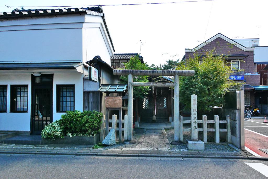 猿田彦神社の写真素材