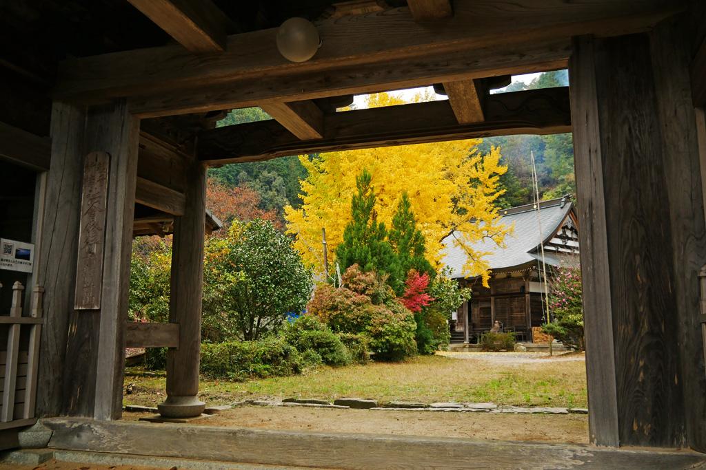 千手寺の写真素材