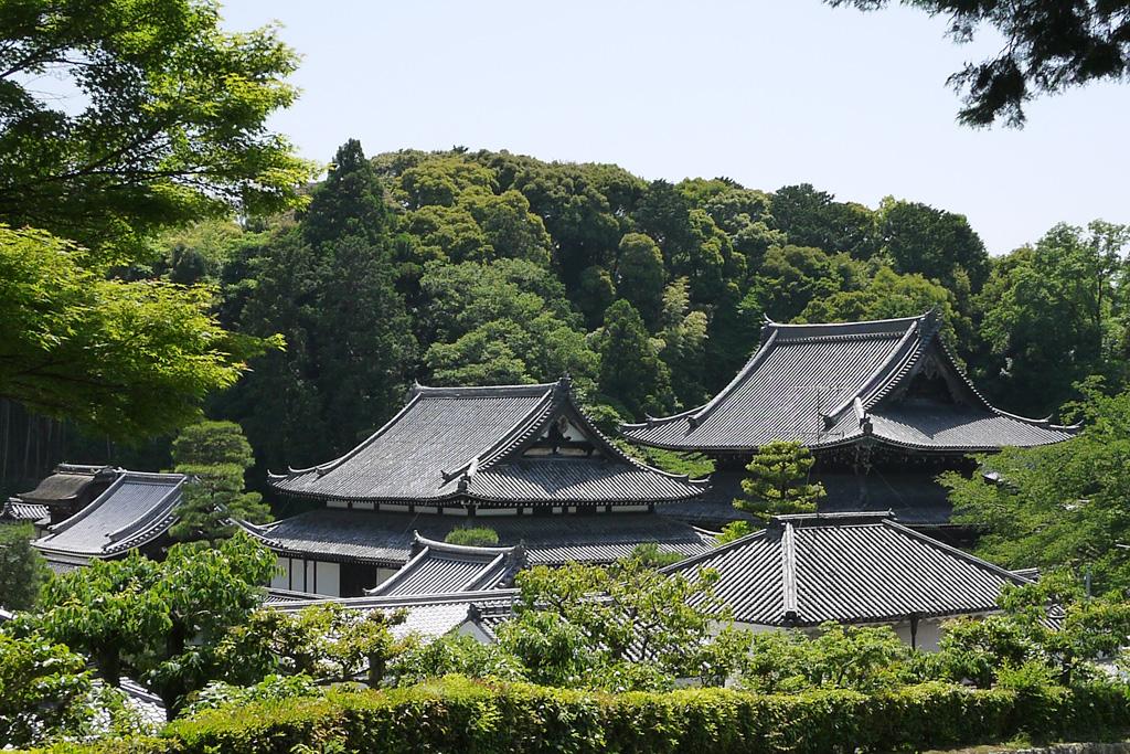 泉涌寺の写真素材