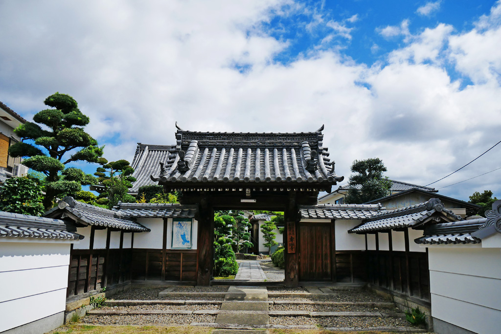 専琳寺の写真素材