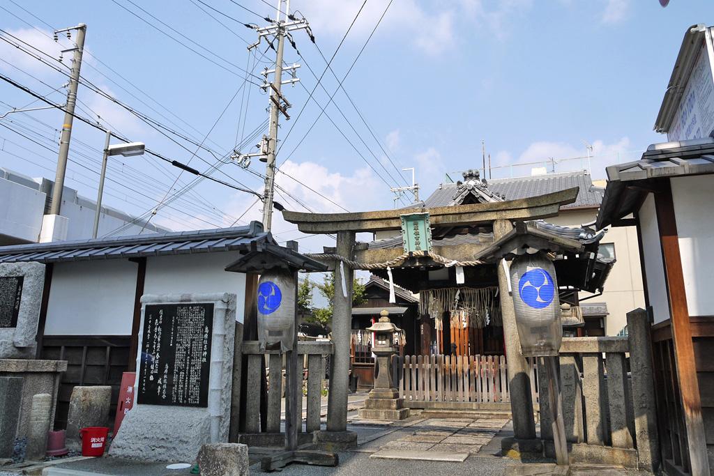島原住吉神社の写真素材