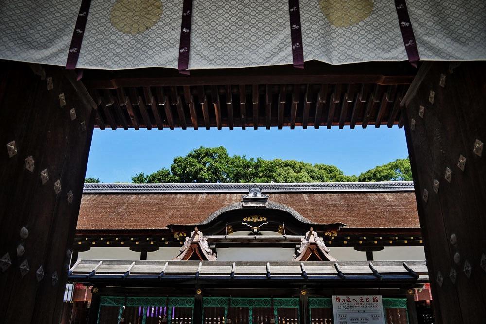 京都 下鴨神社 国宝