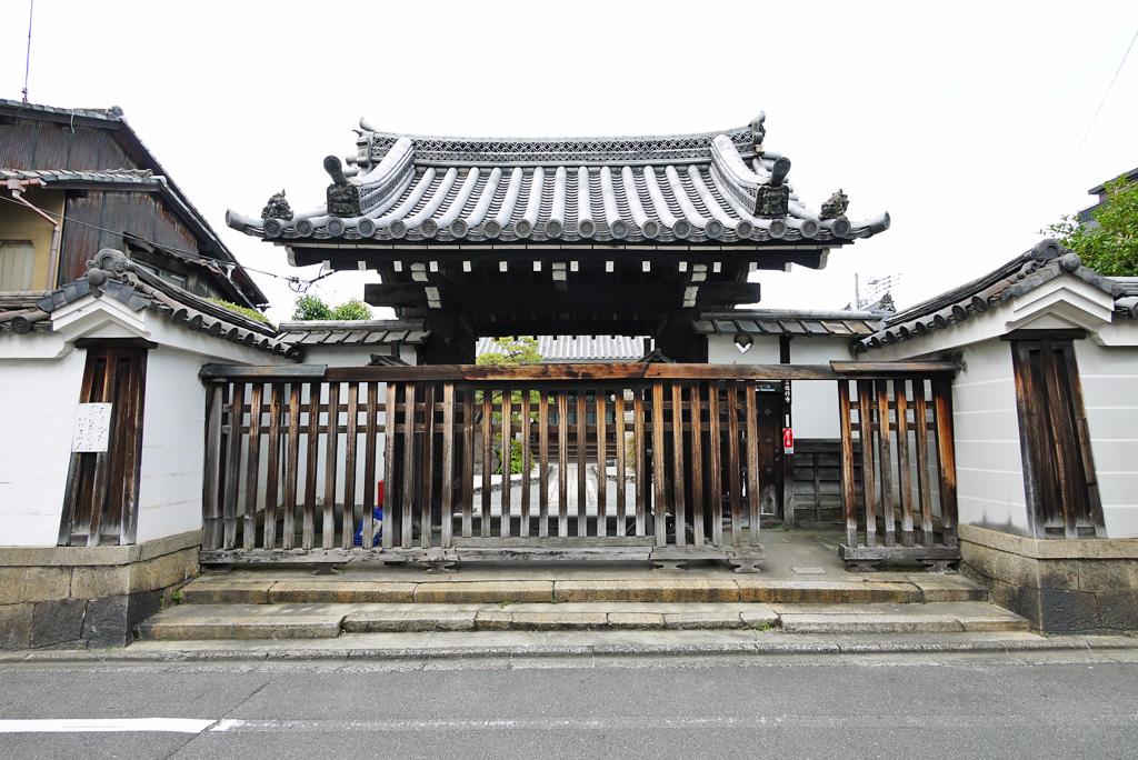 信行寺の写真素材