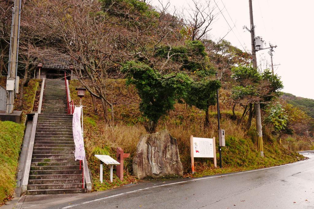 静神社の写真素材
